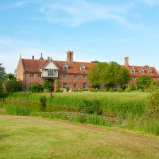 hales hall and beautiful grounds in norfolk wedding venue