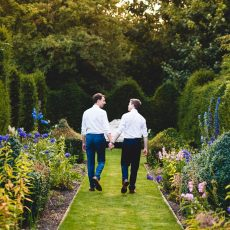 Civil Partnership at Hales Hall and Thatched Barn in Norfolk Norwich