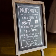 unplugged wedding ceremony norfolk hales hall barn venue