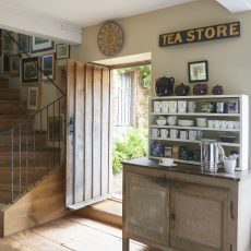 country kitchen tea store at hales hall wedding accommodation in norfolk