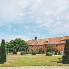 hales hall wedding venue which is on the norfolk Suffolk border in Loddon